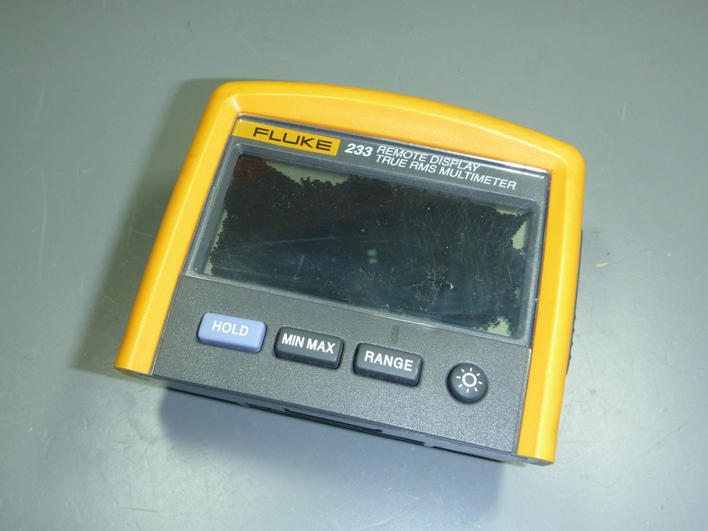 Fluke 233 Display repair – luidolt info